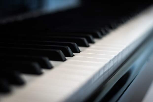 Фортепиано. Фото: pixabay.com
