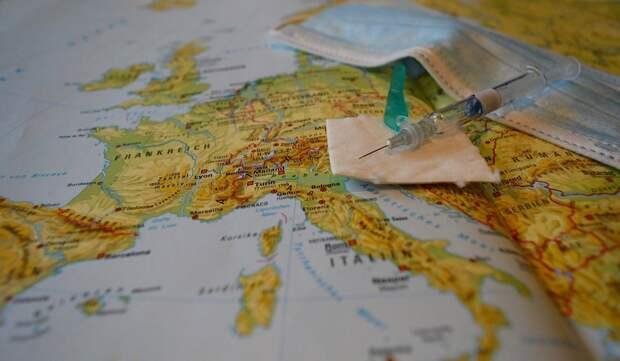 ЕС планирует разработать ковид-паспорта до начала июня