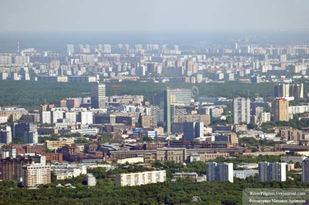 Княжевская: на Соколиной горе Москвы по реновации построят не только жильё