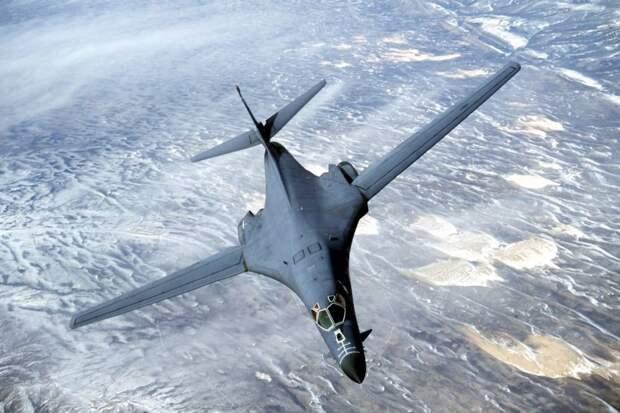 Американские бомбардировщики B-1B начали полеты с авиабазы в Норвегии