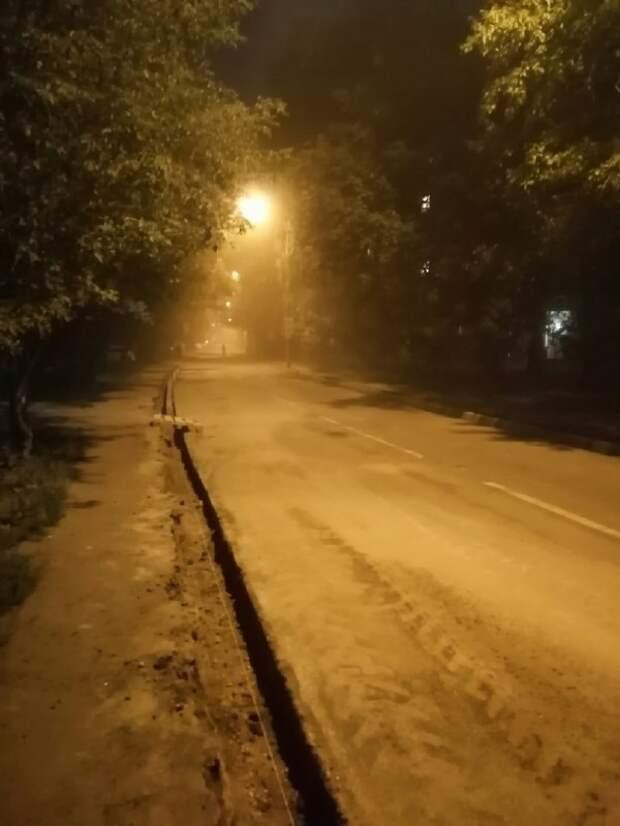 Дорогу на Анненской отремонтируют до конца сентября