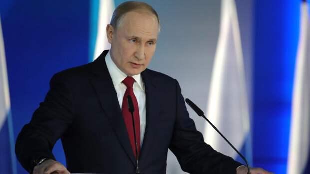 Российский президент поставил на место журналиста NBC
