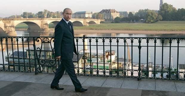 Путина наконец-то выставили на мороз!