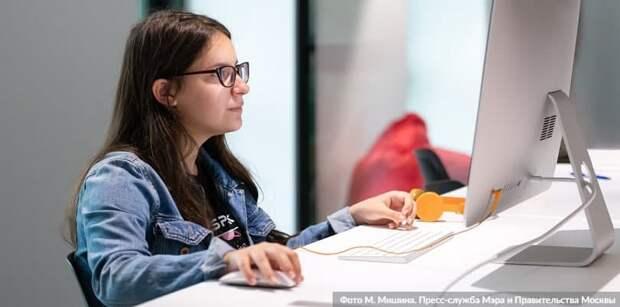 В Москве создадут Акселератор школьных ИТ-проектов и идей. Фото: М. Мишин mos.ru