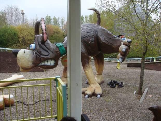Самые необычные тематические парки мира