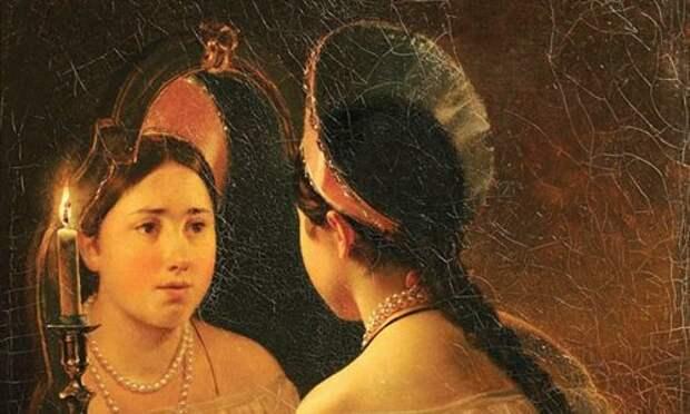 Как на Руси можно было отличить незамужнюю девицу от мужней жены