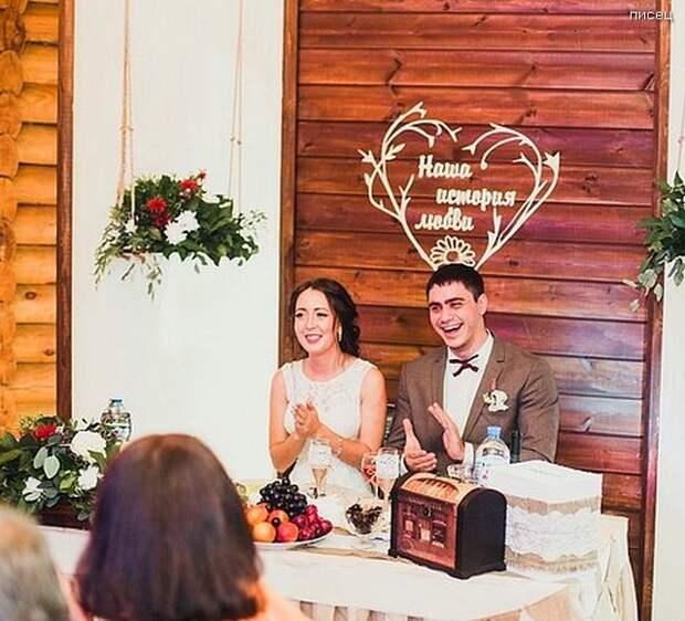 Эта свадьба, свадьба, свадьба пела и плясала... Ржунимагу!