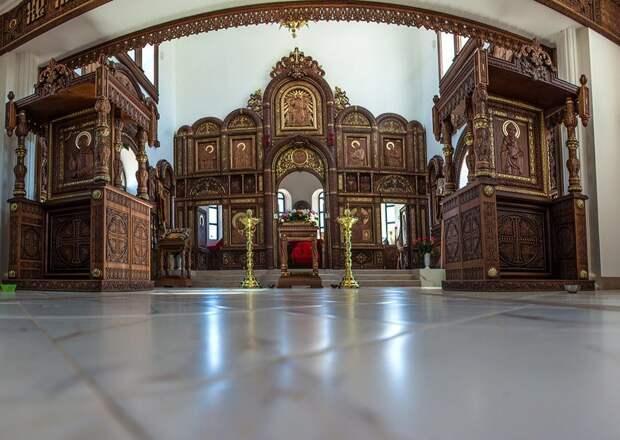 Рукотворное деревянное чудо России – храм святого великомученика Артемия на Ставрополье деревянное, паломничество, православие, путешествия, рукотворная красота, туризм, храмы