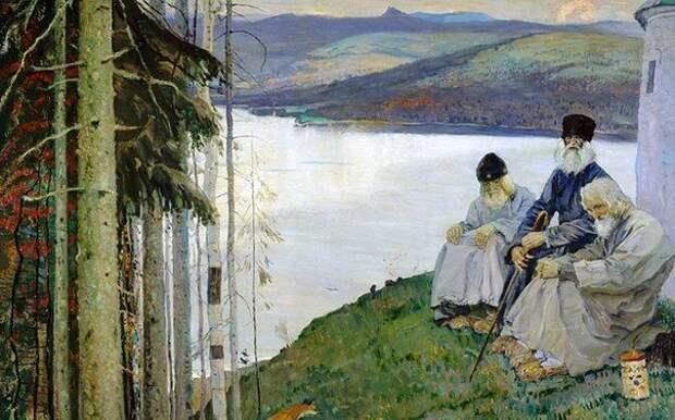 9 предсказаний святых старцев о России
