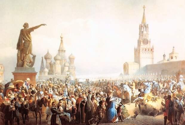 Почему Россия не может решить проблему, решённую в СССР