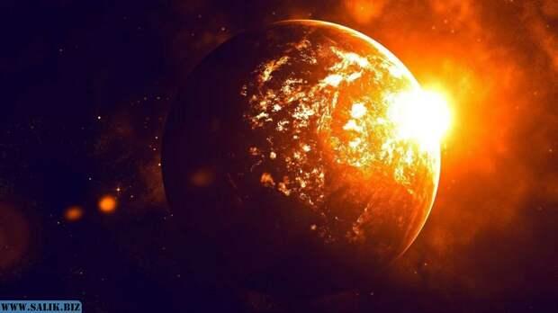 Учёные сообщают о новой угрозе для Земли: гигантское пятно на Солнце