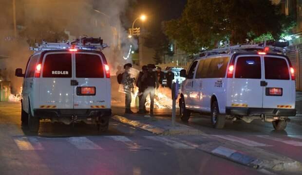 Погром и Гоморра: арабы устроили погром в одной из самых известных больниц Израиля. ВИДЕО