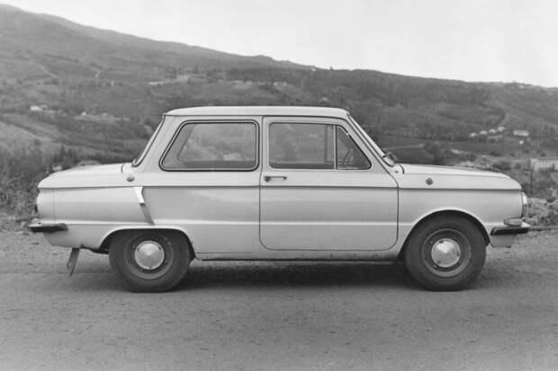 Самый непрестижный авто СССР или чем отличались друг от друга Запорожец ЗАЗ 968 и ЗАЗ 968А