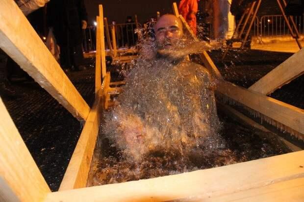 Дворцовый пруд в СВАО станет местом традиционных крещенских купаний Фото из архива редакции