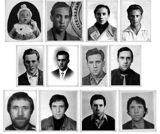 Владимир Высоцкий на документах