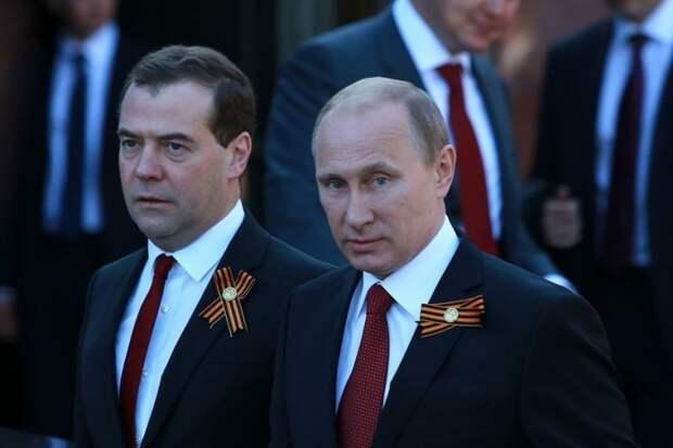 В Госдуму внесли закон о неприкосновенности президента РФ после отставки