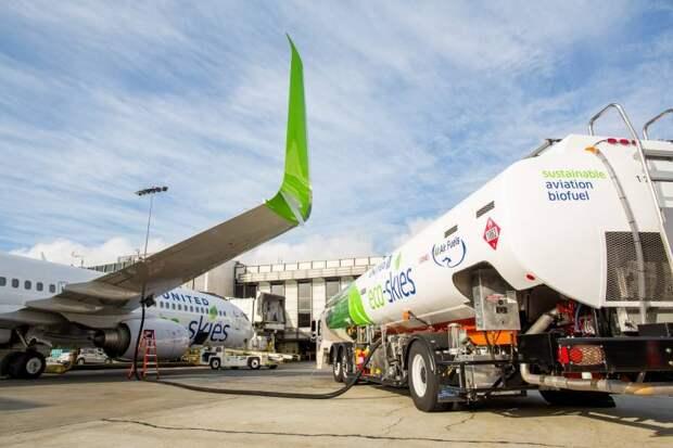Биотопливо или нефть? На чём самолёты полетят в будущее