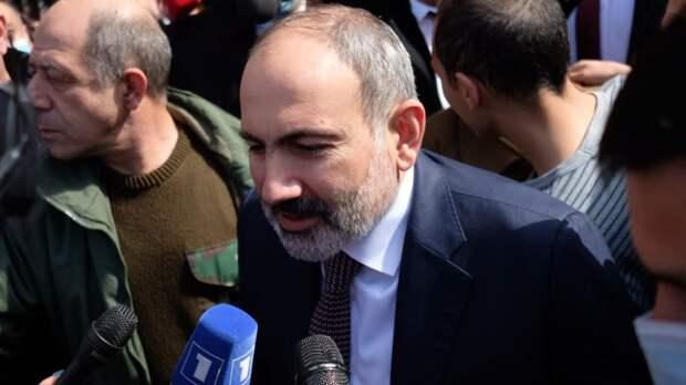 Пашинян назвал действия Азербайджана в Сюникской области провокацией