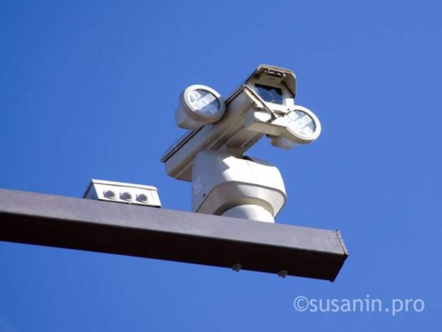 На дорогах Удмуртии появятся новые камеры фиксации нарушений ПДД