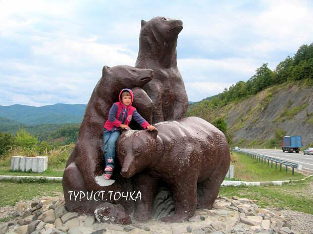 Три медведя. 2011 год