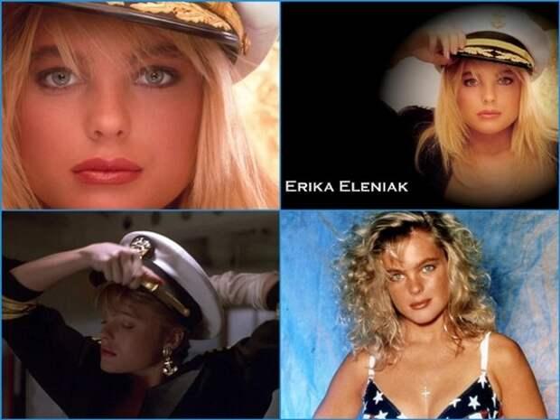 Эрика Элениак - мечта мальчишек 90-х