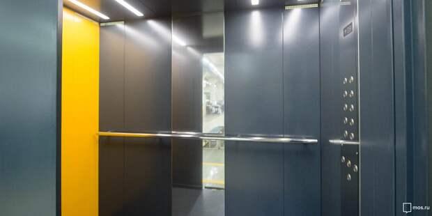 Лифт в подъезде дома на Якушкина починили – «Жилищник»