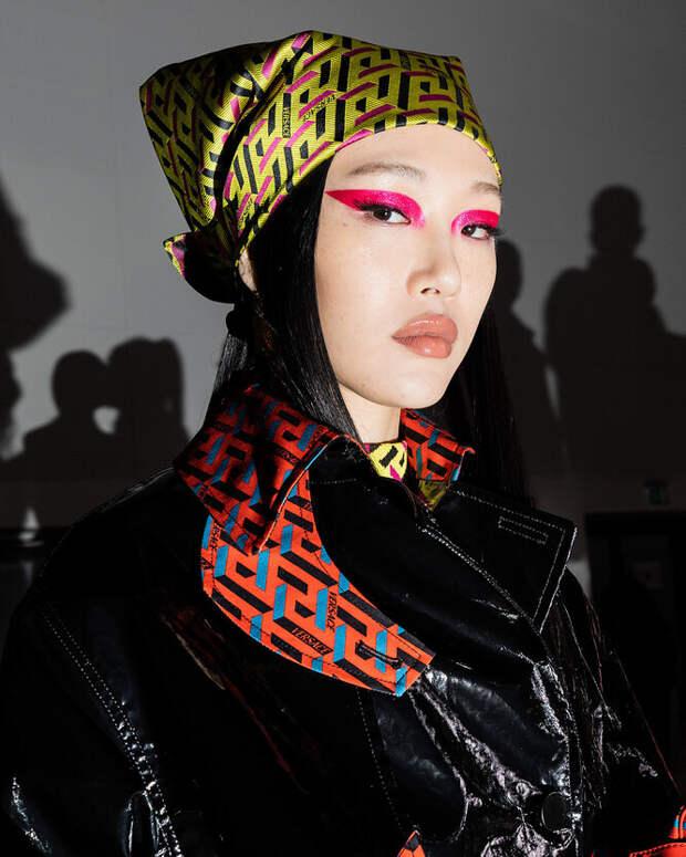 Versace осень-зима 2021/22