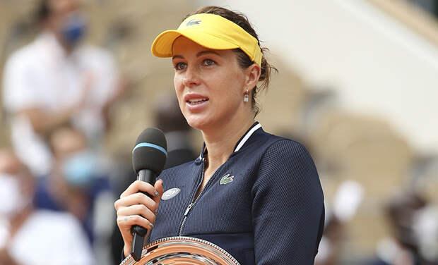 """Теннисистка Анастасия Павлюченкова: """"Олимпийские игры – это круто!"""""""