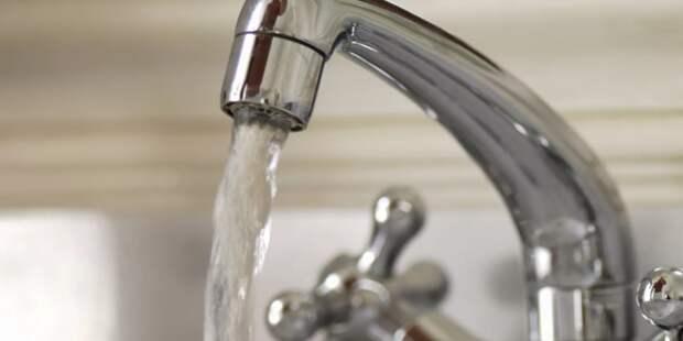 Из-за непогоды Элиста осталась без водоснабжения