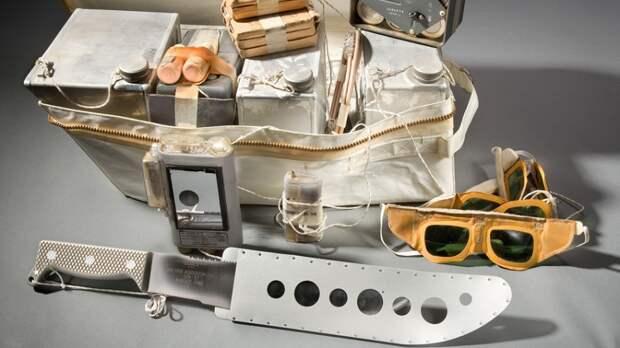 Холодное оружие астронавтов NASA