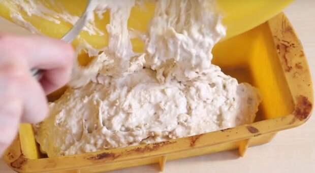 рецепт хлеба без закваски