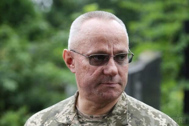 Главнокомандующий ВСУ заявил о невозможности решить военным путем конфликт на Донбассе
