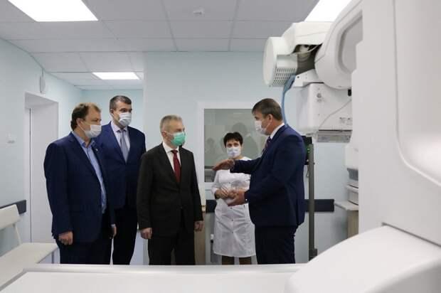 Минздрав похвалил развитие медицины в Севастополе