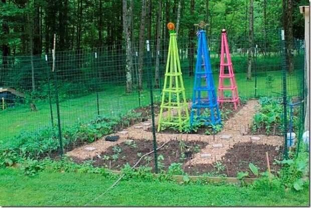 Идеи для дачи: 25 ярких решений для вашего красивого сада