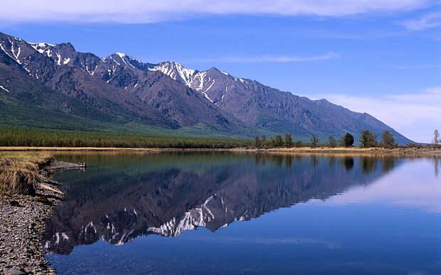 Ученые: воду из Байкала больше нельзя пить