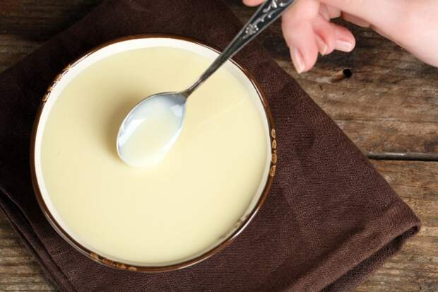 молочная пропитка фото