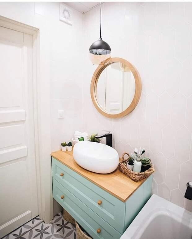 Хозяева обошлись без дизайнера. Простая и уютная квартирка в стиле ИКЕА