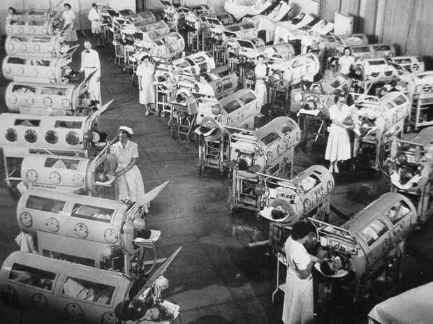 Дыхание жизни. История аппаратов ИВЛ
