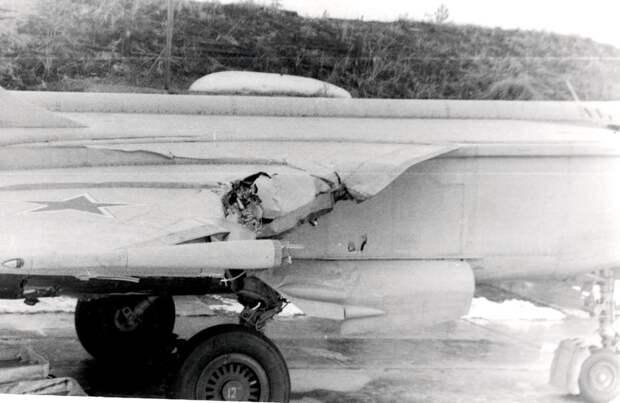 Самолет Василия Тимченко. Апрель 1981г.