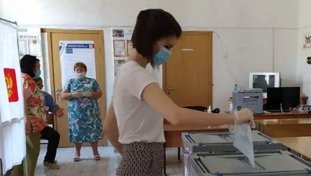 В Кореновском районе выбирают депутатов райсовета