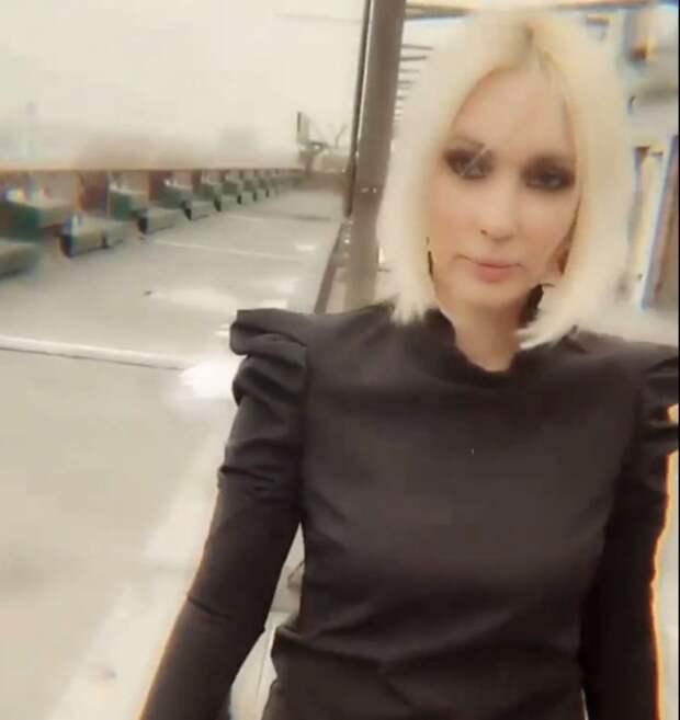 Лера Кудрявцева вышла на связь из больницы