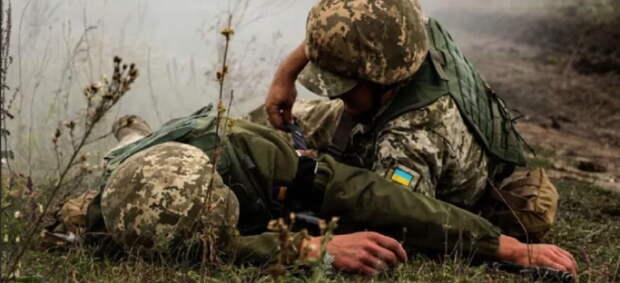 В украинской армии продолжаются самоподрывы и массовые дезертирства