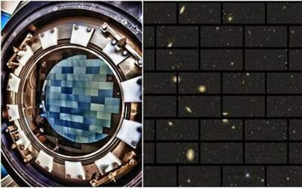 Астрофизики исследовали одну восьмую часть неба