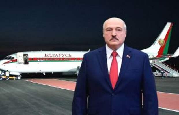 Беларусь не будет принимать самолеты из Украины