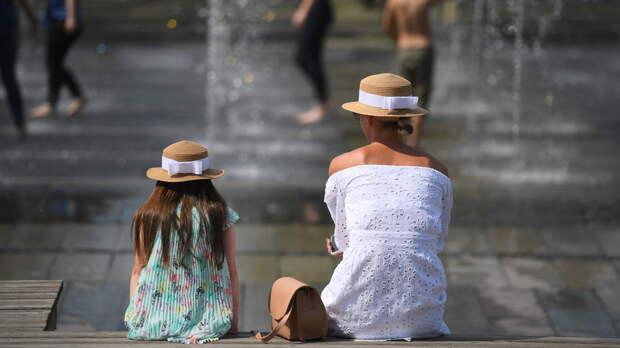 «В выходные погода будет уже умеренно тёплой»: синоптики рассказали о майской жаре в Москве