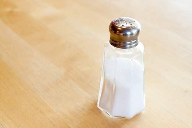 Врач рассказала о безопасном употреблении соли