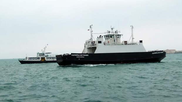 В Севастополе возобновили движение морского транспорта