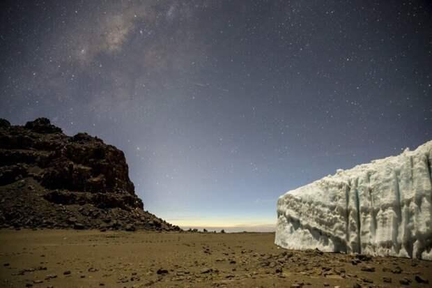 Тающие льды Килиманджаро