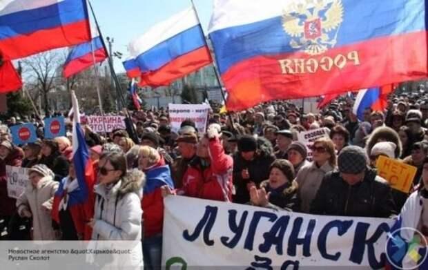 Вассерман назвал причины, почему Россия пока не признала независимость Донбасса