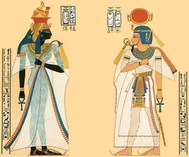 Гробница Тутанхамона: доказательство её фальсификации